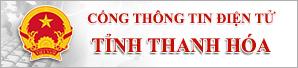 Cổng thông tin điện tử tỉnh Thanh Hóa